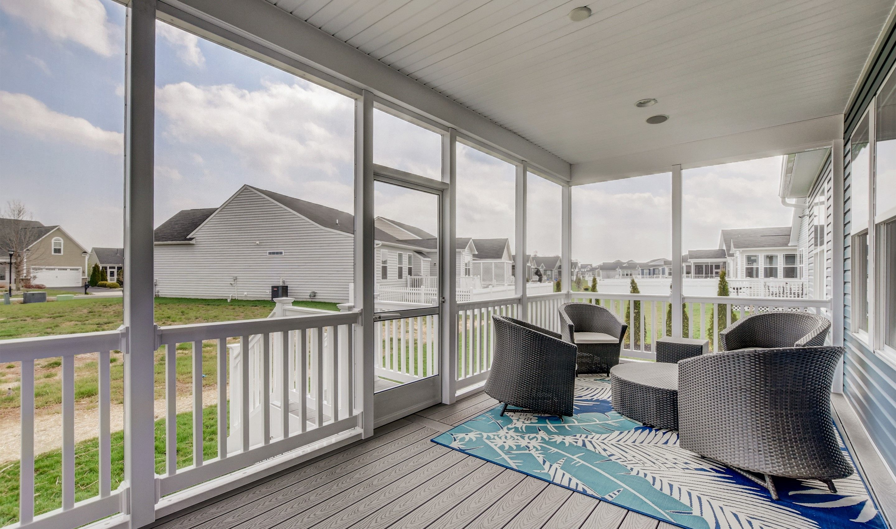 Exterior featured in the Rockford  Loft By K. Hovnanian® Homes in Ocean City, MD
