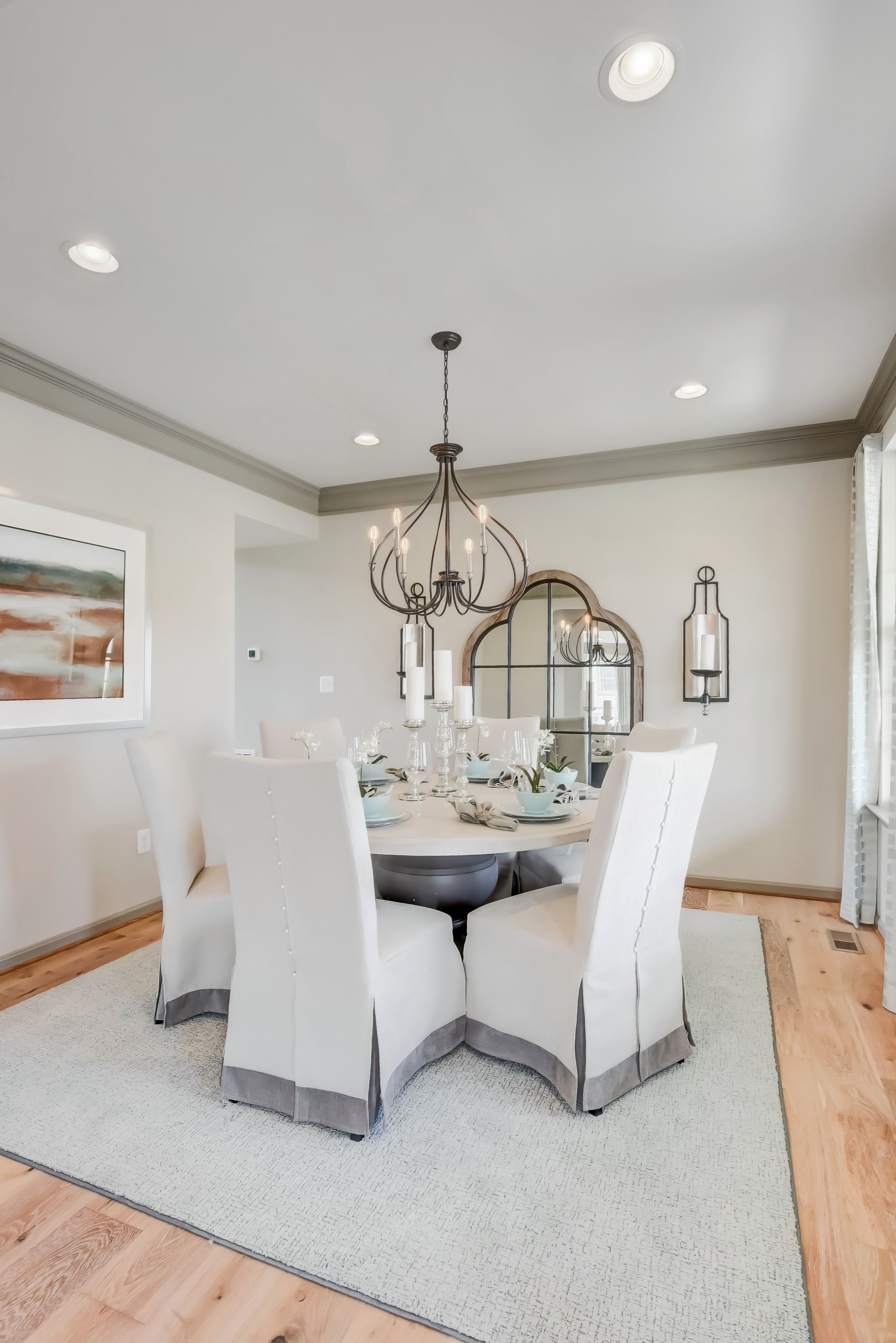 Living Area featured in the Delaware II By K. Hovnanian® Homes in Washington, VA