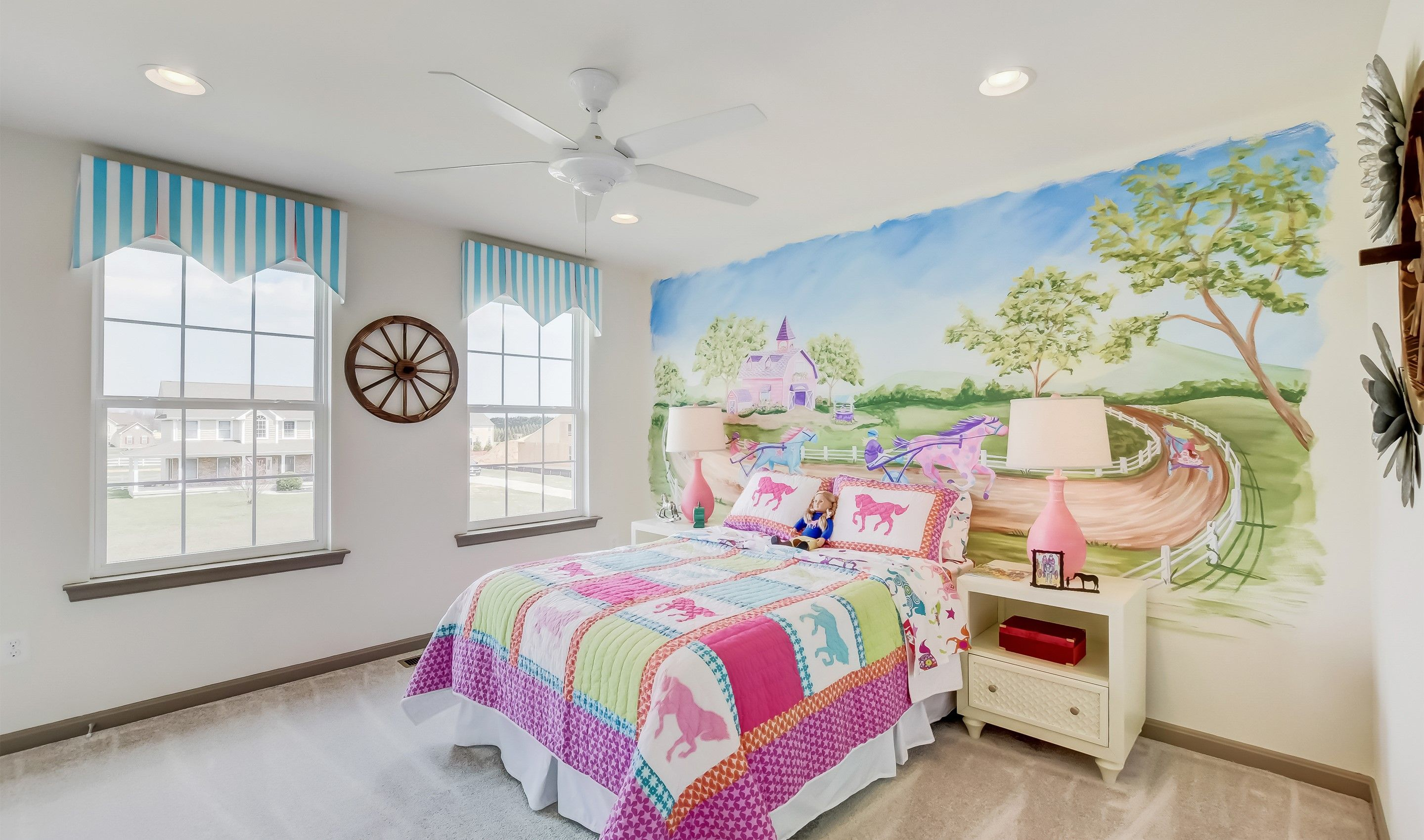 Bedroom featured in the Delaware II By K. Hovnanian® Homes in Washington, VA