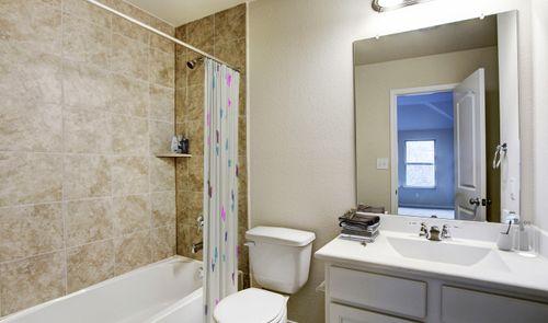 Bathroom-in-Monaco III-at-The Woodlands Hills-in-Willis