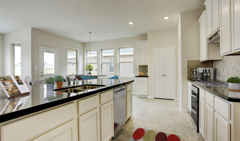Kitchen-in-Monaco III-at-Creek Bend-in-Richwood