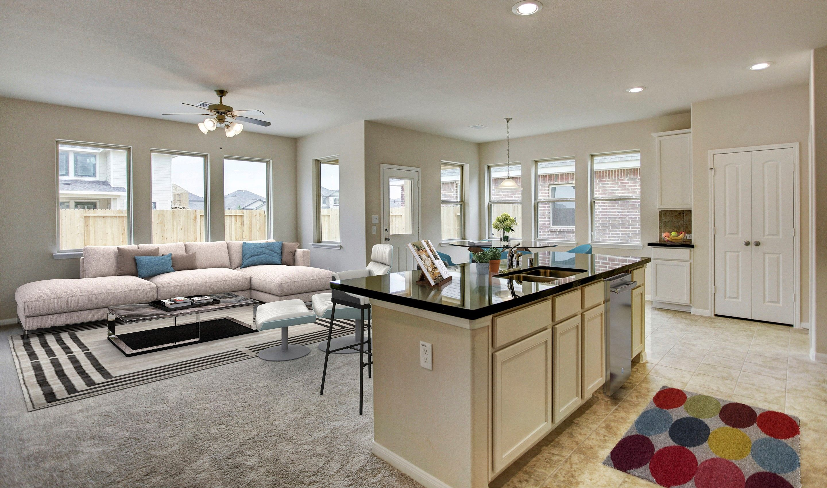 Greatroom-and-Dining-in-Monaco III-at-Creek Bend-in-Richwood