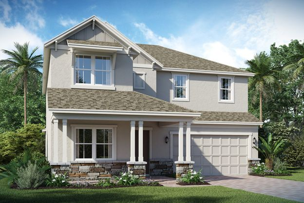 Sanya C new homes orlando florida