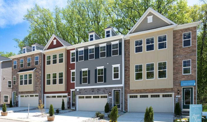 Arnold Ridge In Arnold Md New Homes Floor Plans By K Hovnanian