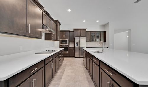 Kitchen-in-Xavier-at-Preserve at Turtle Creek-in-Saint Cloud