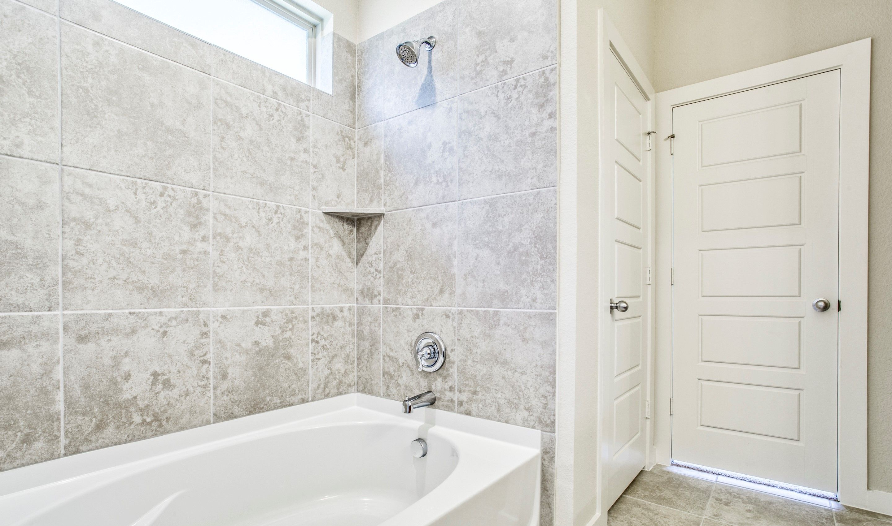Bathroom featured in the Delaware By K. Hovnanian® Homes in Sherman-Denison, TX