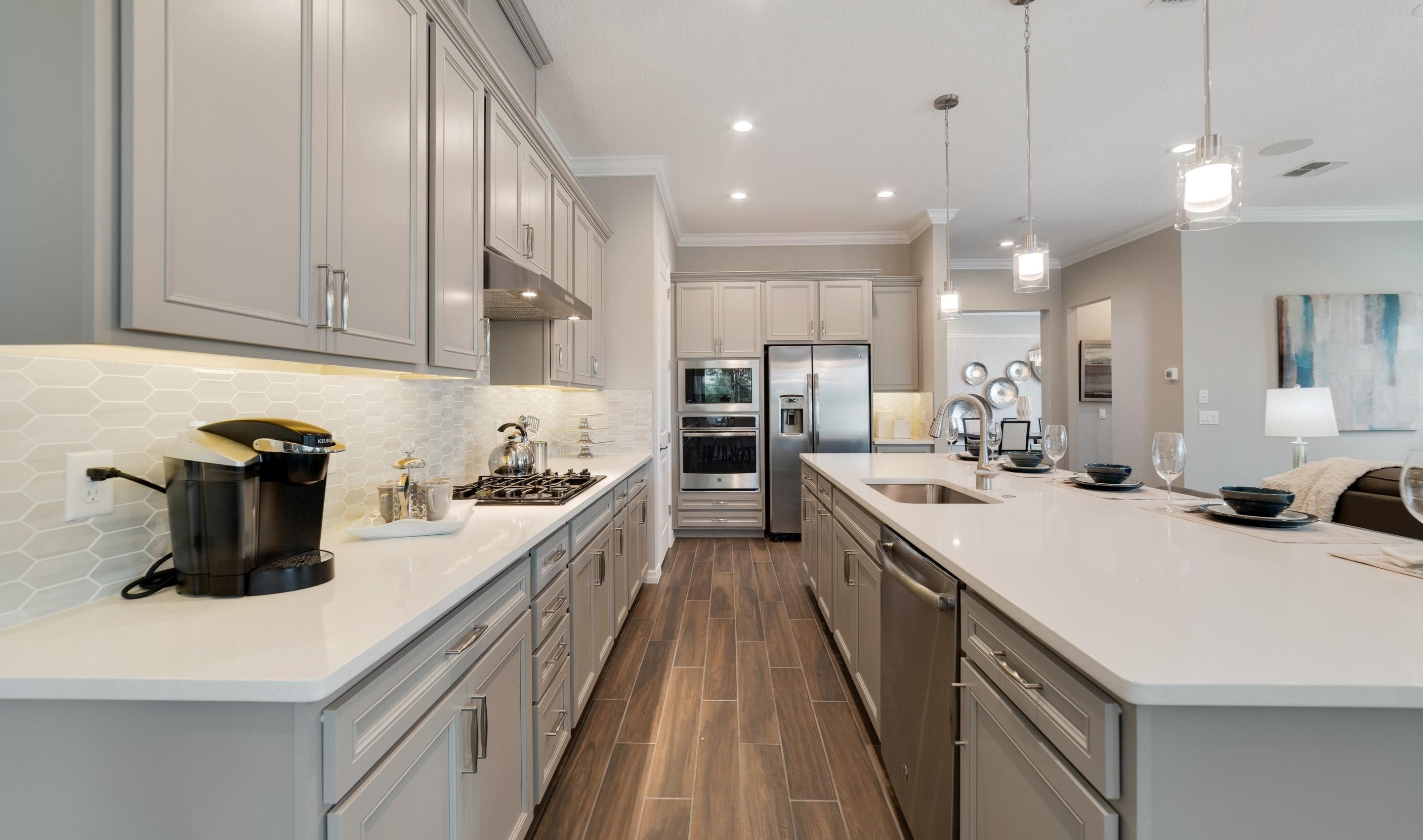 Kitchen-in-Michelson-at-Preserve at Turtle Creek-in-Saint Cloud