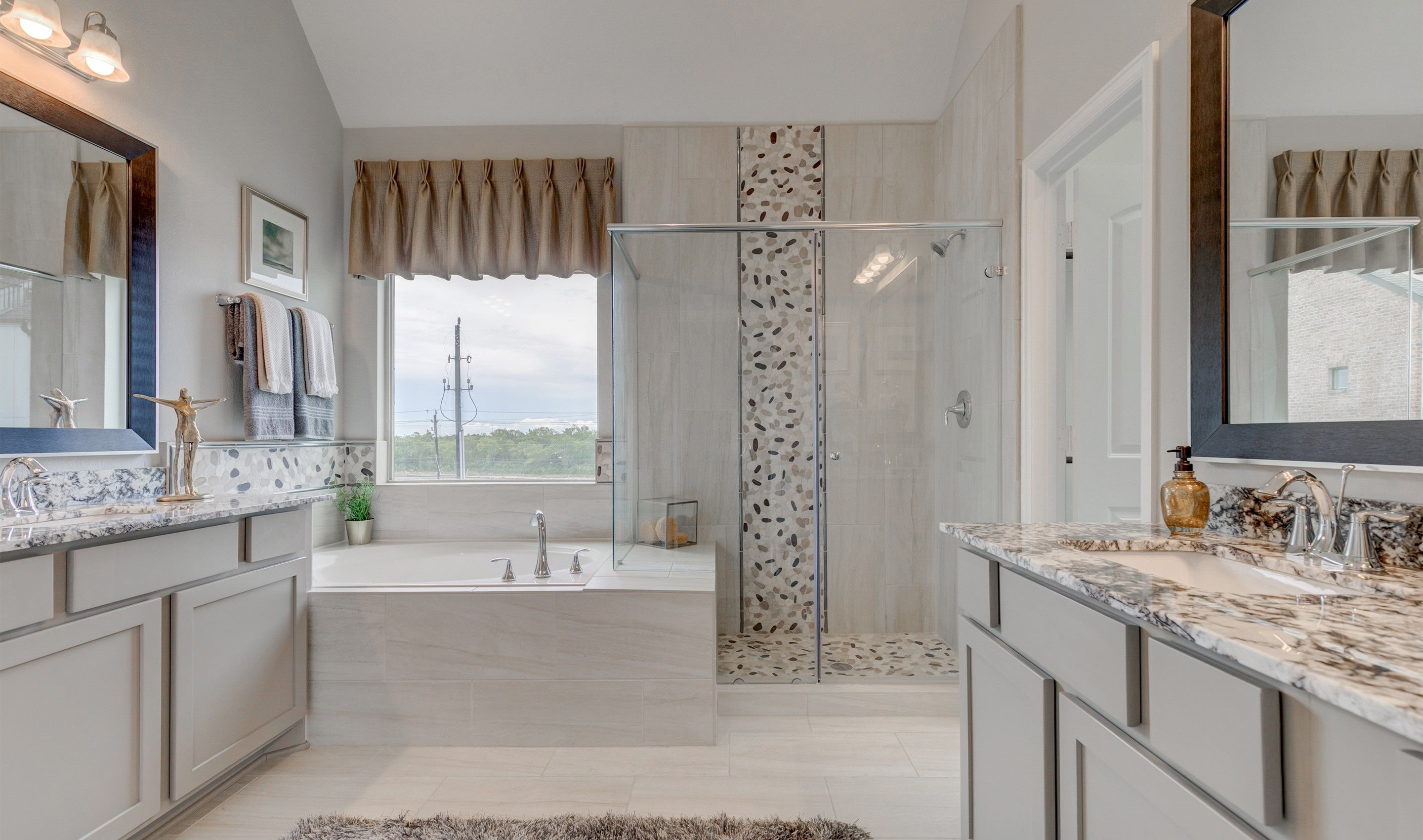 Bathroom featured in the Paris By K. Hovnanian® Homes in Houston, TX