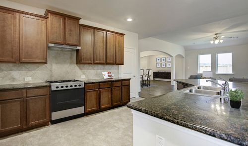 Kitchen-in-Langham III-at-Enclave at NorthPointe - 50' Homesites-in-Cypress