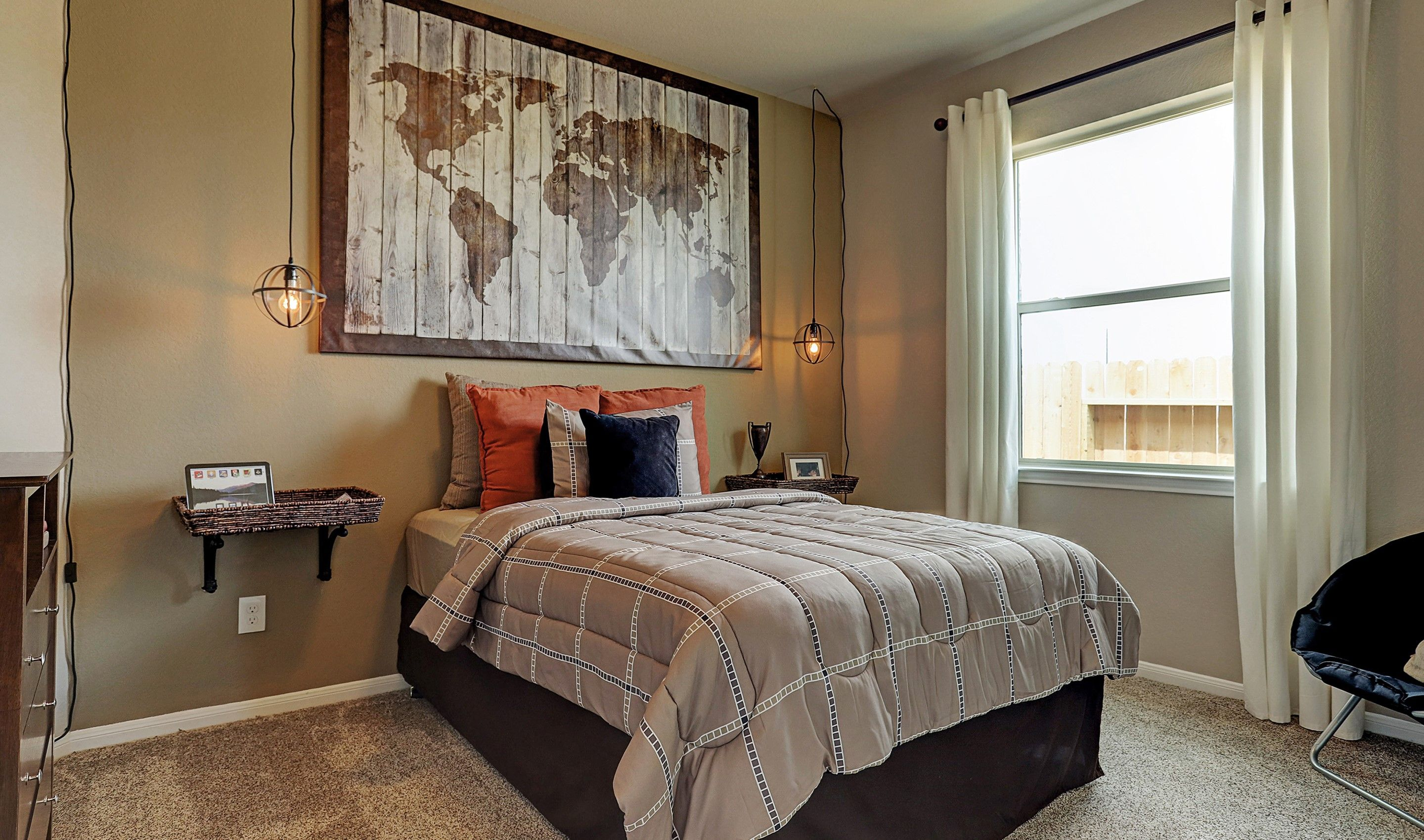 Bedroom featured in the Blakemore II By K. Hovnanian® Homes in Houston, TX