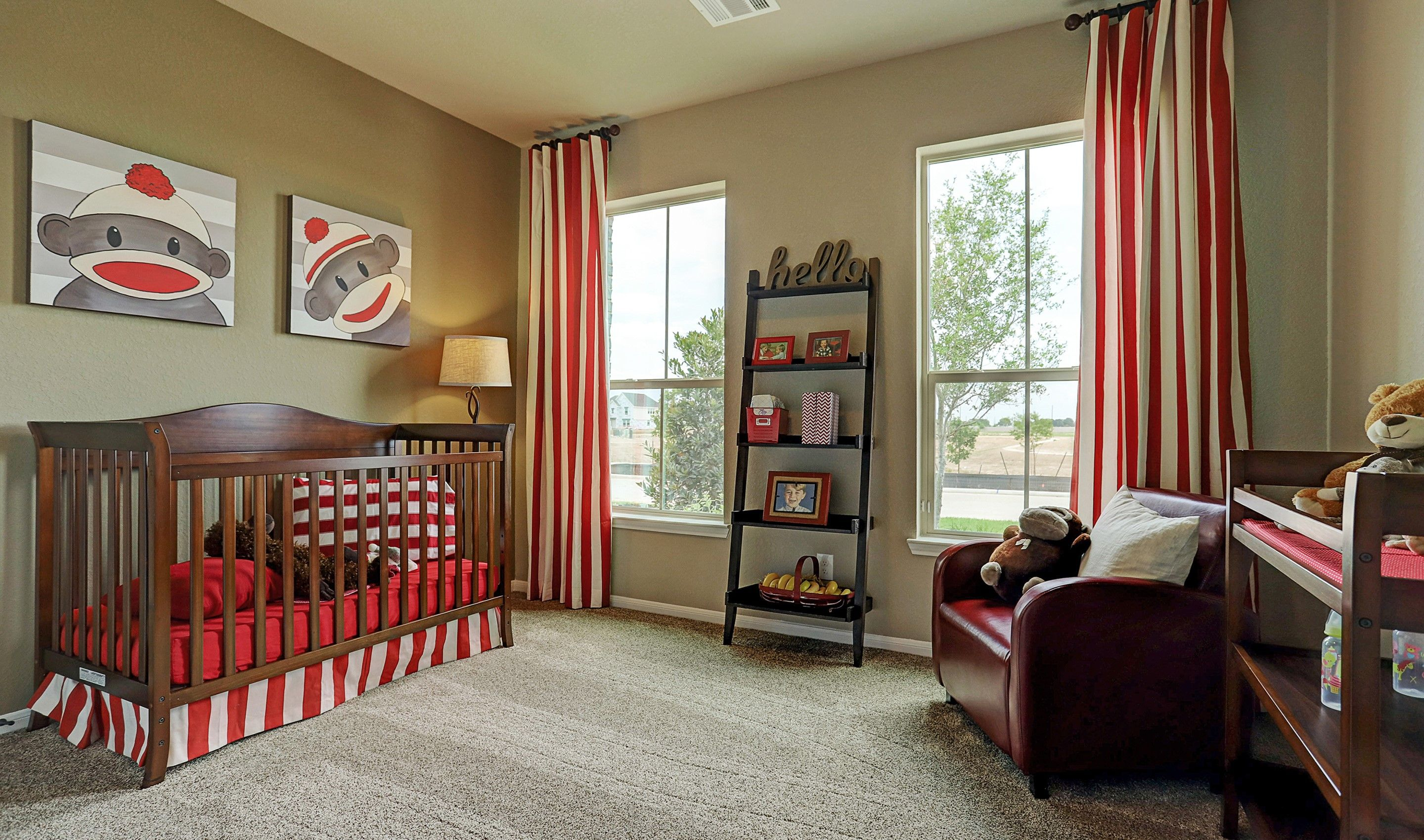 Bedroom featured in the Blakemore II By K. Hovnanian® Homes in Brazoria, TX