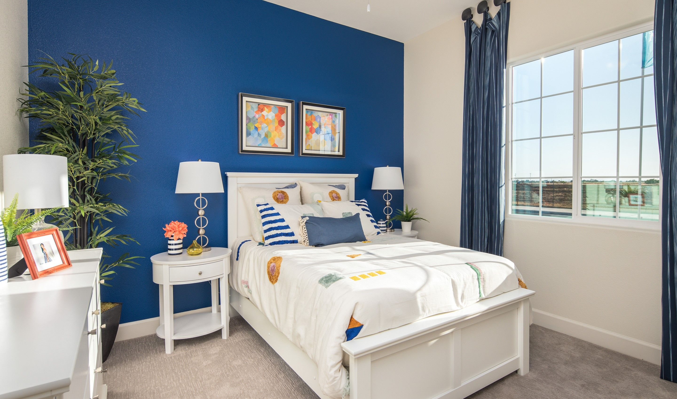Bedroom featured in the Broadleaf By K. Hovnanian® Homes in Stockton-Lodi, CA
