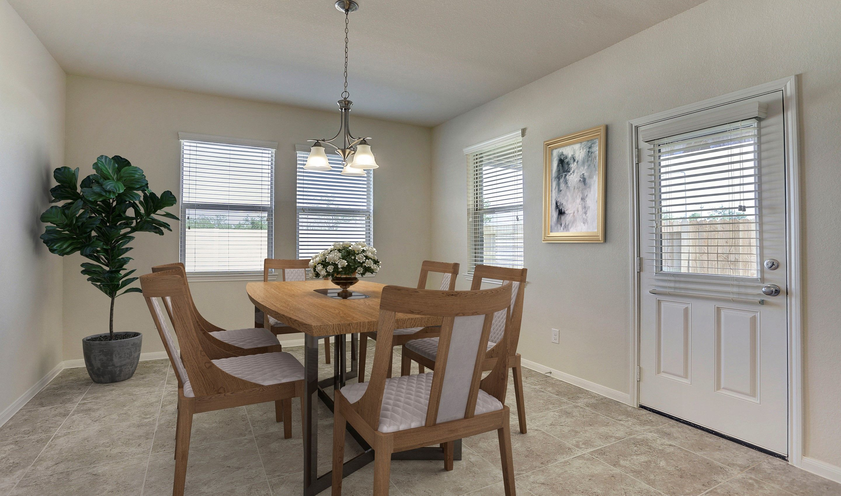 Breakfast-Room-in-Juniper II-at-Woodshore-in-Clute