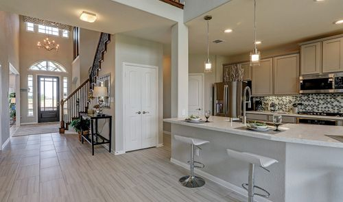 Kitchen-in-Easton II-at-Lakes of Bella Terra West - 50' Homesites-in-Richmond