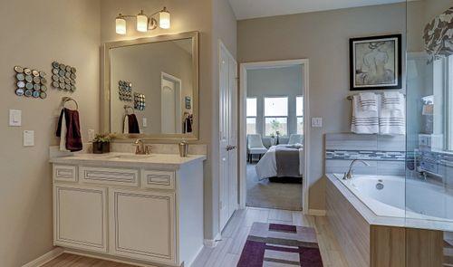 Bathroom-in-Easton II-at-Lakes of Bella Terra West - 50' Homesites-in-Richmond