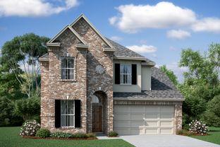 Ashville - Balmoral: Humble, Texas - K. Hovnanian® Homes