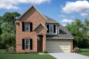 Elmore - Katy Pointe: Katy, Texas - K. Hovnanian® Homes