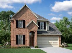 Elmore - Midtown Park: Alvin, Texas - K. Hovnanian® Homes