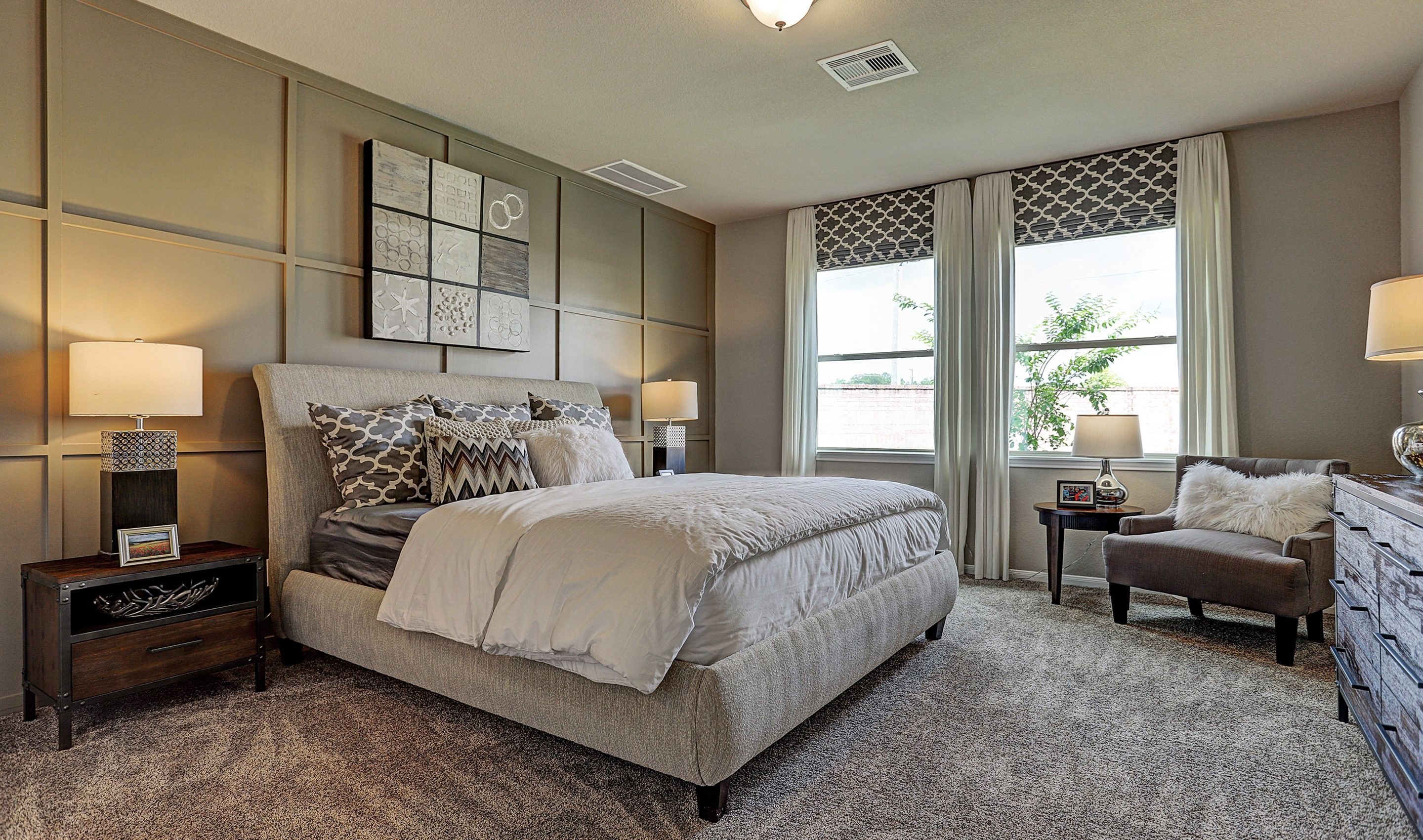 Bedroom featured in the Darlington II By K. Hovnanian® Homes in Houston, TX