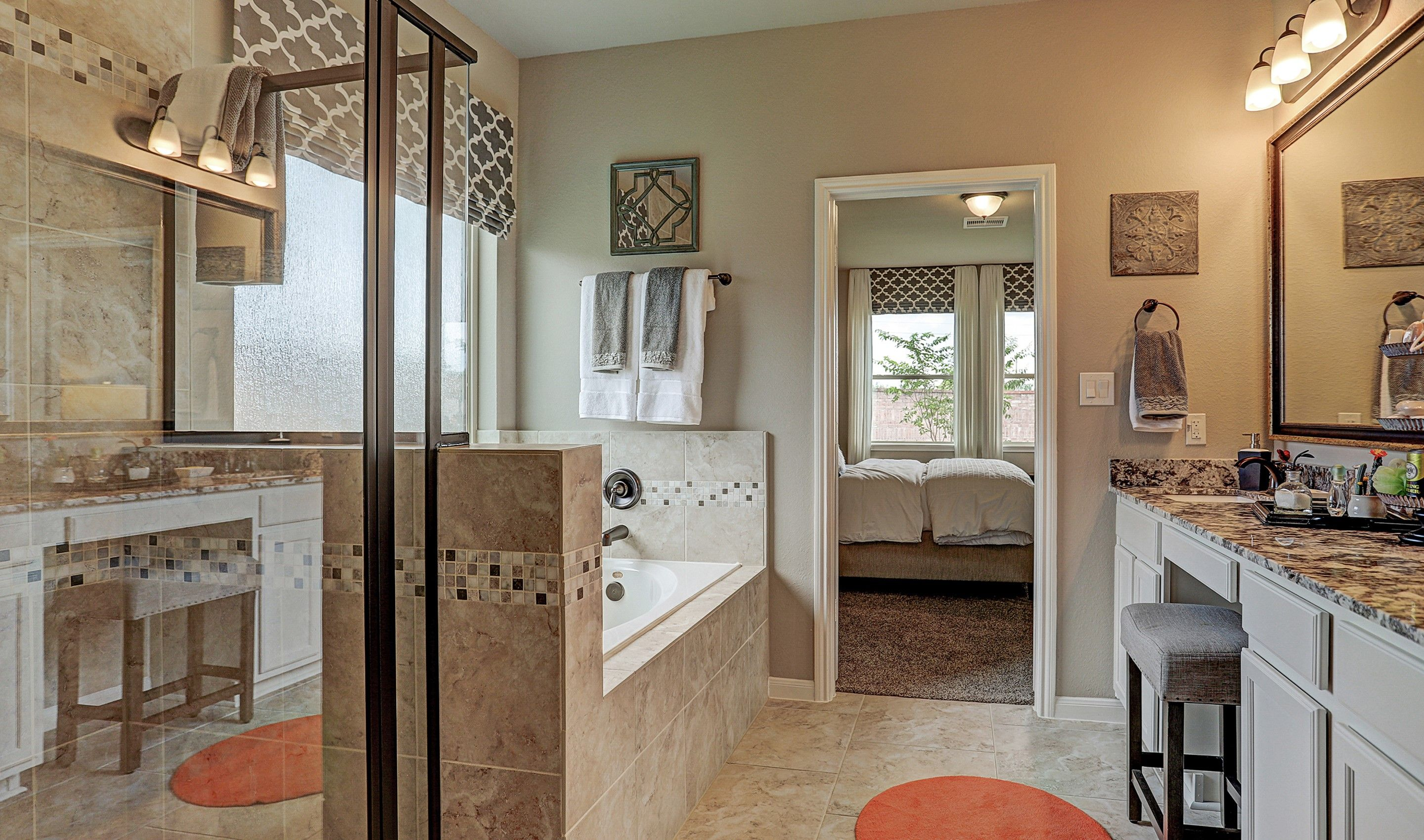 Bathroom featured in the Darlington II By K. Hovnanian® Homes in Houston, TX