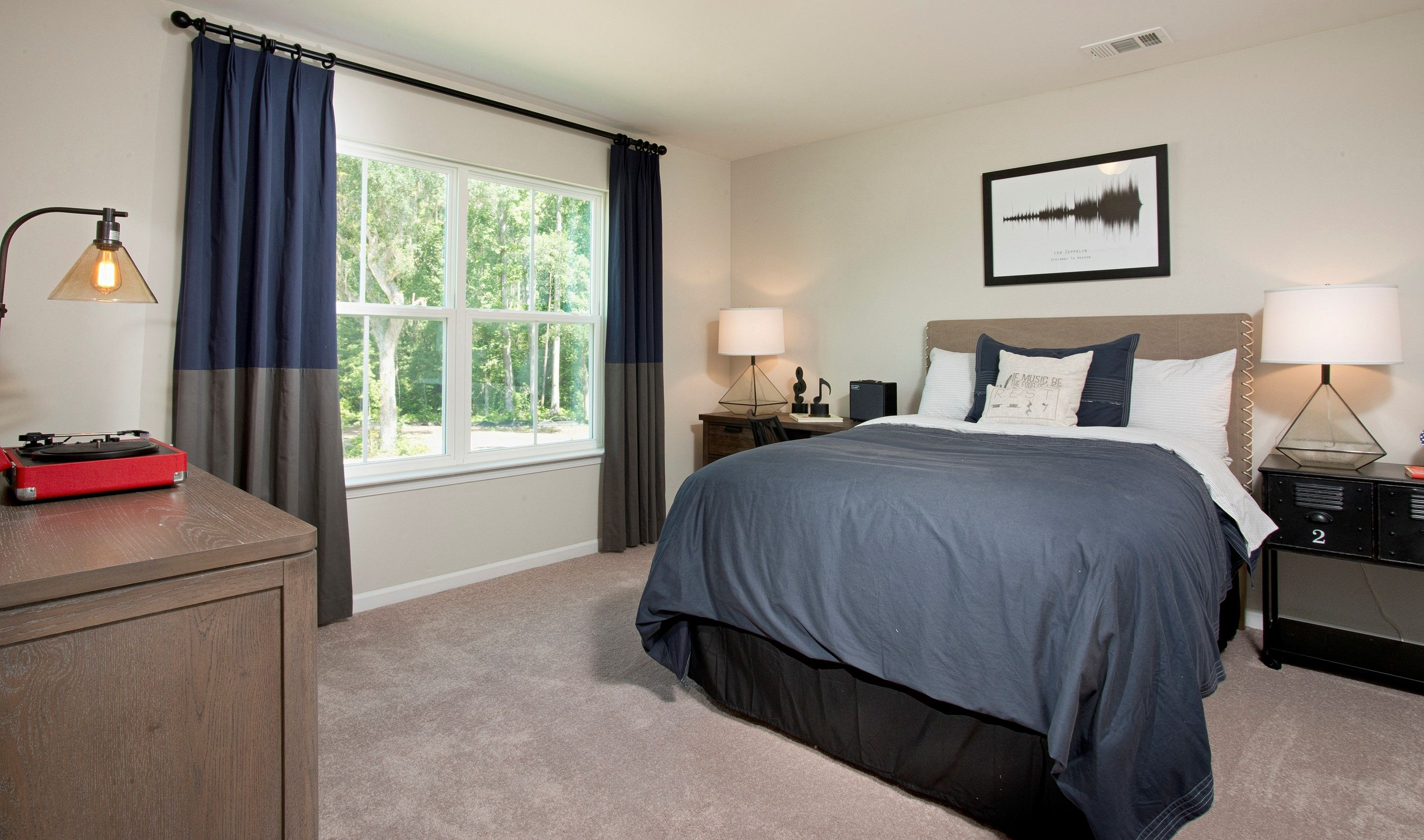 Bedroom featured in the Lancaster By K. Hovnanian® Homes in Savannah, GA