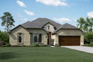 Brookstone II - Ascend at Canyon Falls: Northlake, Texas - K. Hovnanian® Homes