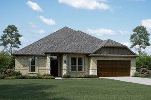 Bridgeport II - Ascend at Canyon Falls: Northlake, Texas - K. Hovnanian® Homes
