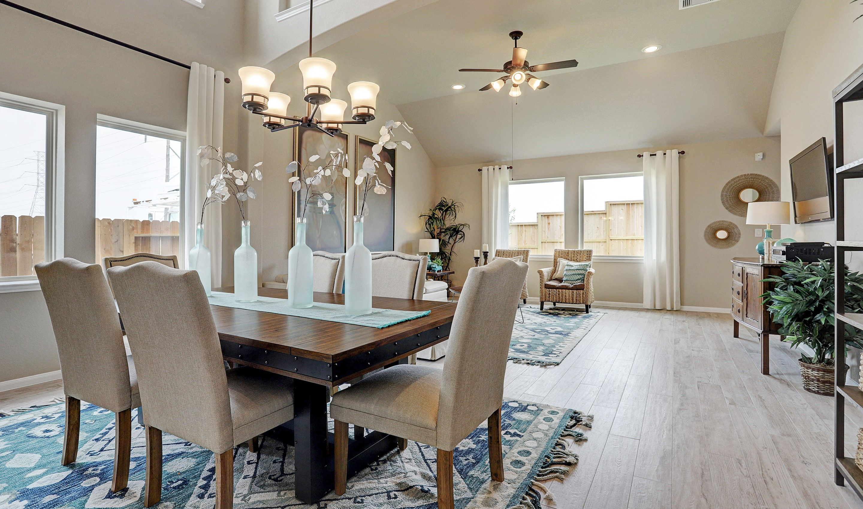 Living Area featured in the Elmore By K. Hovnanian® Homes in Brazoria, TX