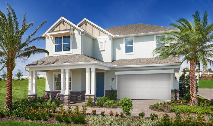 sanya exterior new homes orlando florida