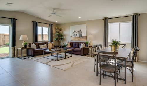 Greatroom-and-Dining-in-Luna-at-Aspire at Union Village-in-Bakersfield