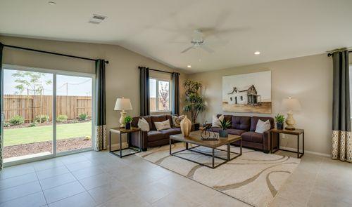 Greatroom-in-Luna-at-Aspire at Union Village-in-Bakersfield