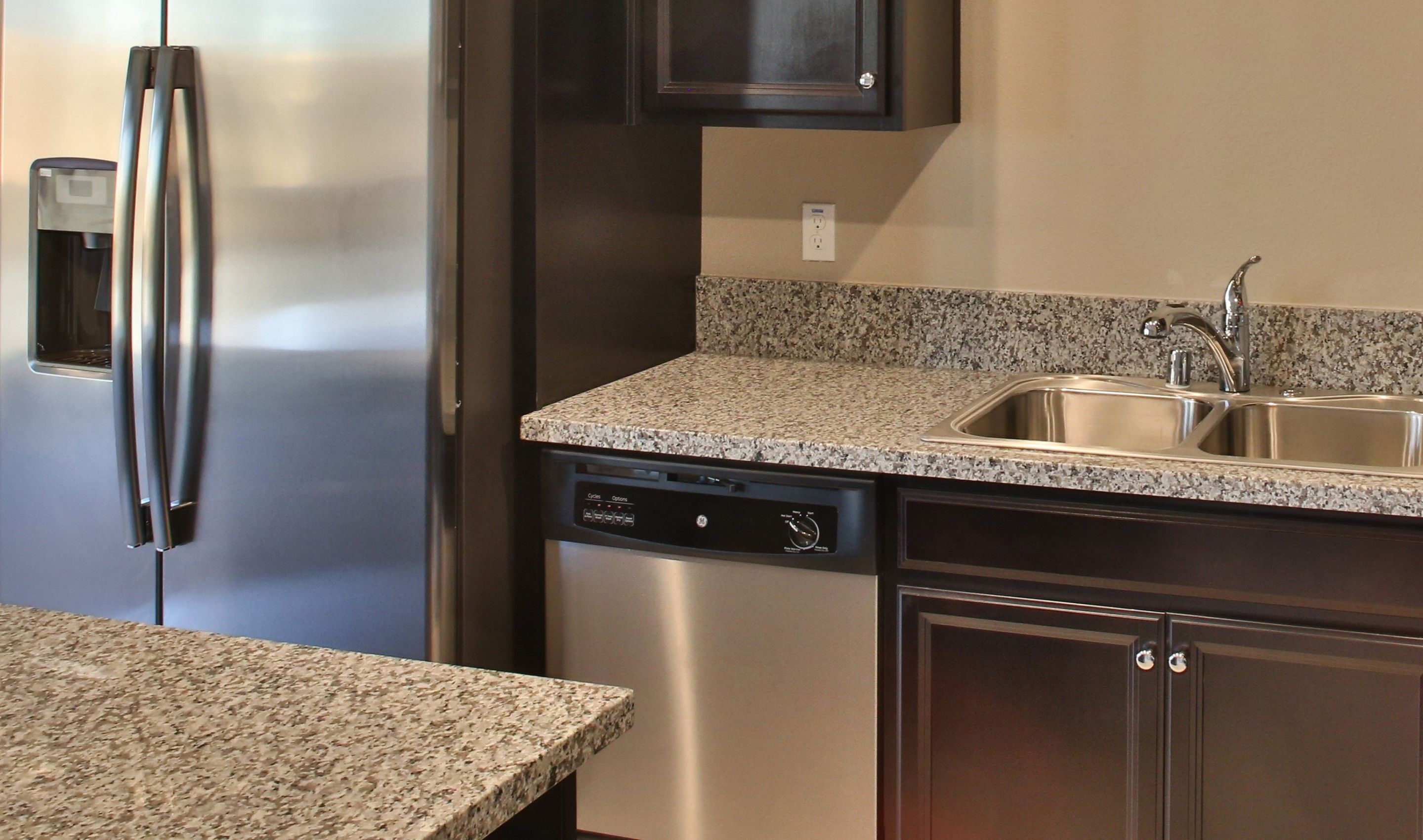 Kitchen-in-Sierra-at-Aspire at Sun Valley-in-Coalinga