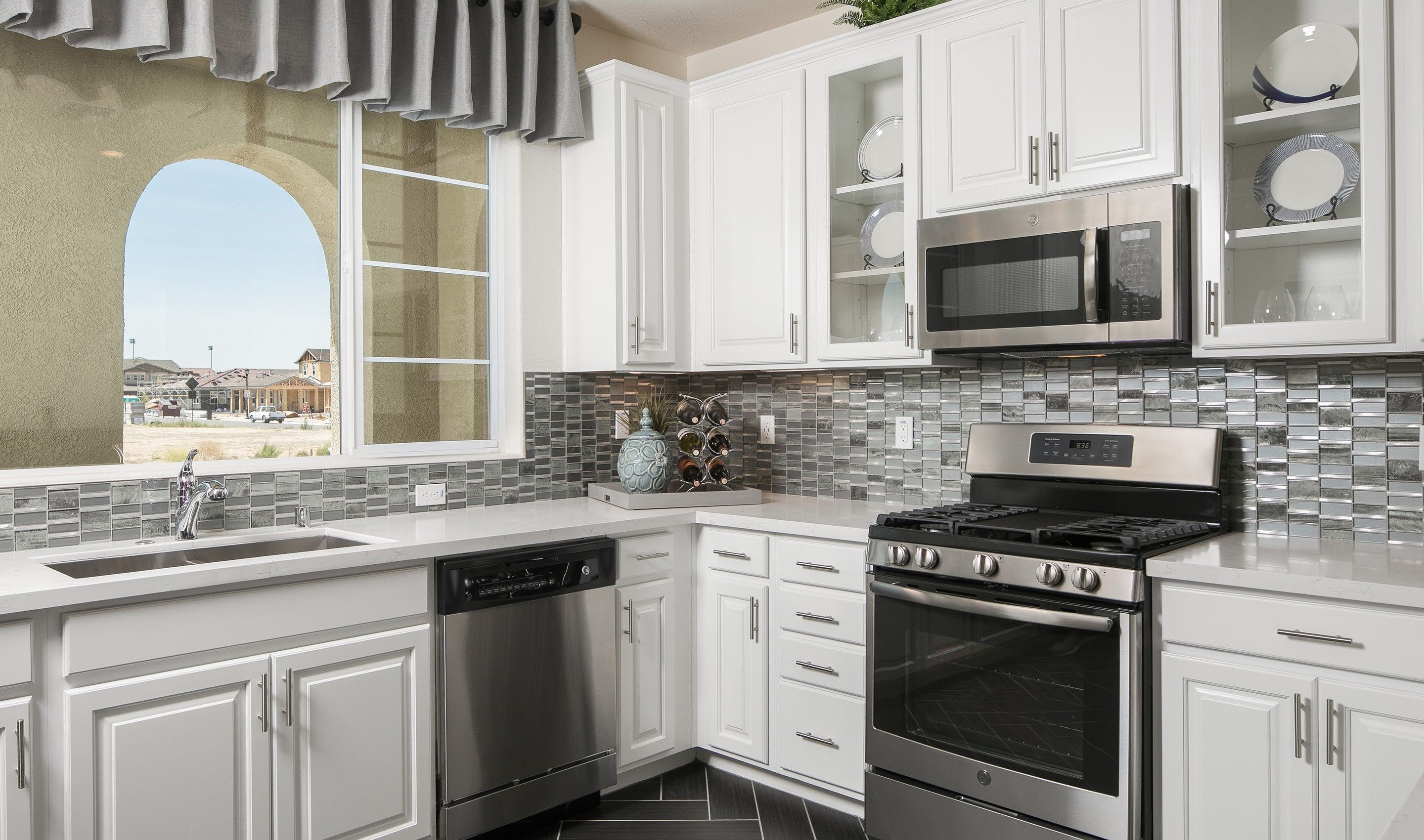 Kitchen-in-Dogwood-at-Meadowview at Mountain House-in-Mountain House
