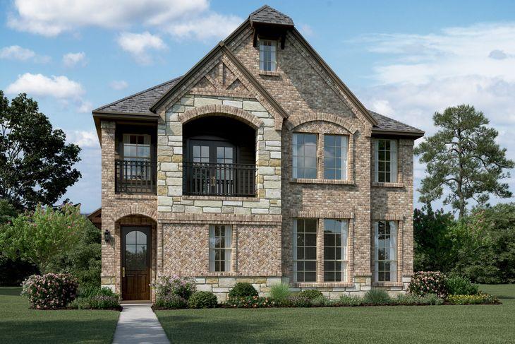 Exterior:Kirkwood II - T - With stone