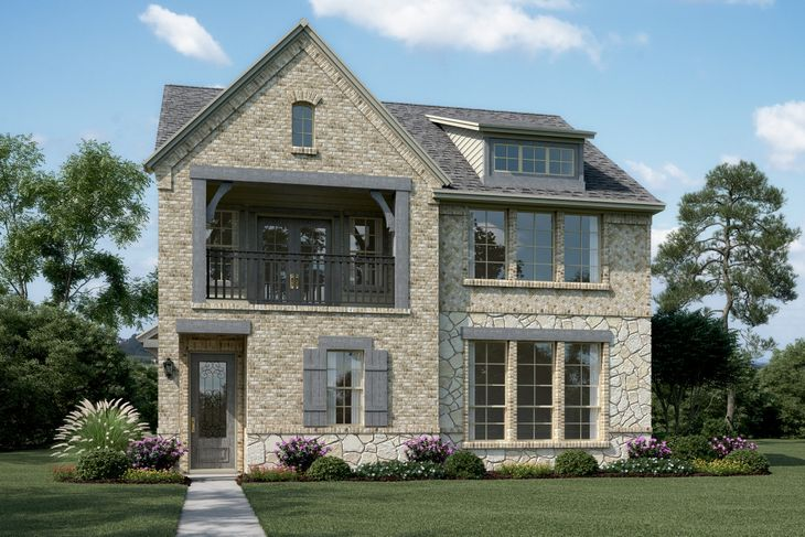 Exterior:Kirkwood II - S - With stone