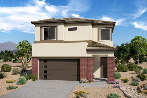 Exterior:Medley Desert Modern