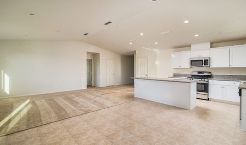 Kitchen-in-Cielo-at-Aspire at Union Village-in-Bakersfield