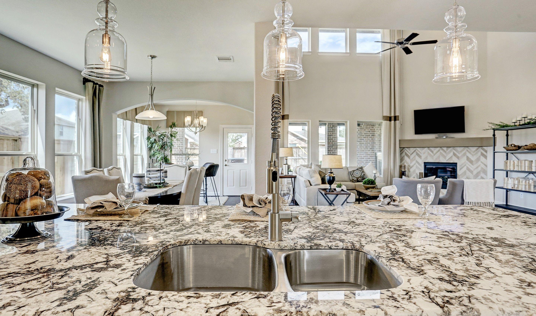 Kitchen-in-Millie-at-Ashley Pointe - 70' Homesites-in-Houston