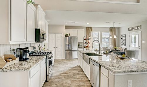 Kitchen-in-Leo-at-The Villages at Champion's Gate-in-Crosby