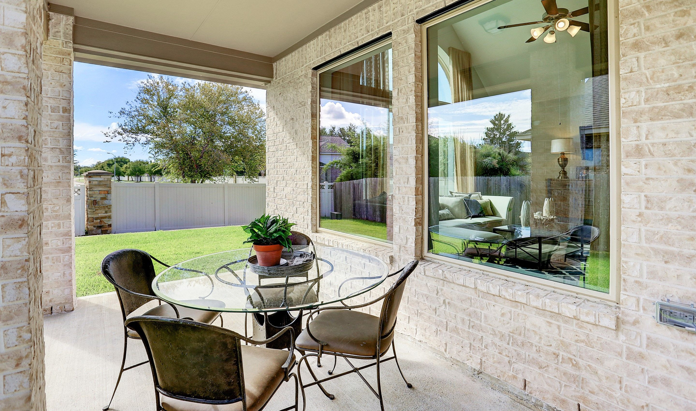 Exterior featured in the Leo By K. Hovnanian® Homes in Houston, TX