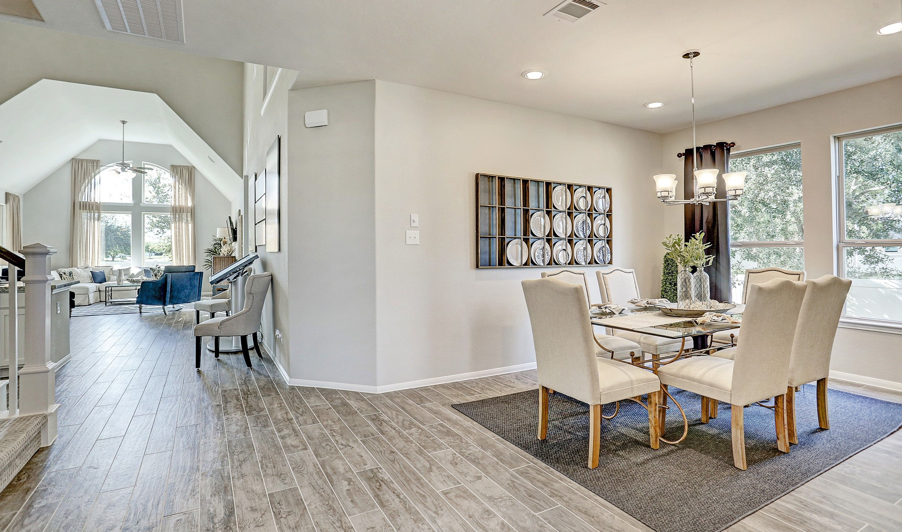 Living Area featured in the Leo By K. Hovnanian® Homes in Brazoria, TX