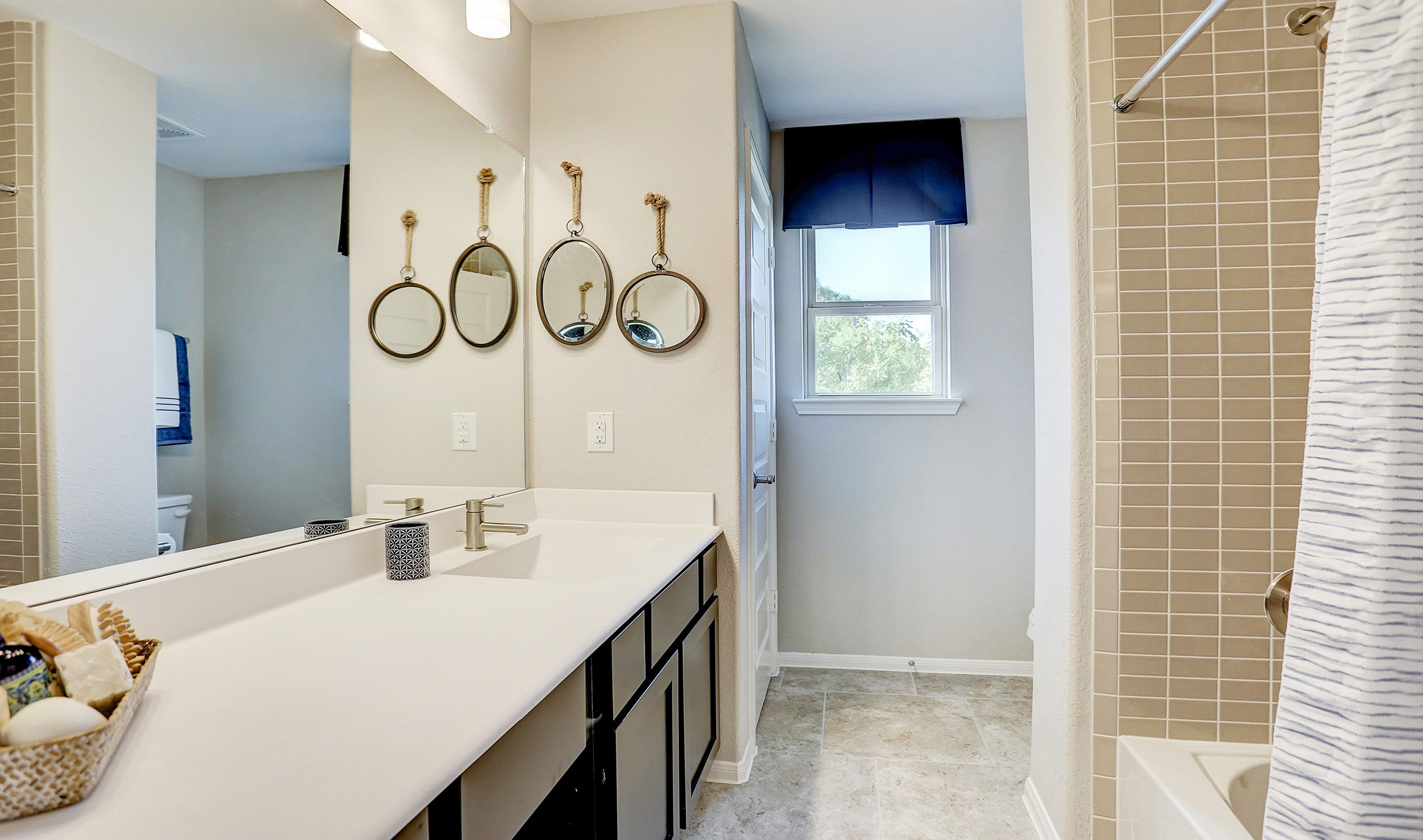 Bathroom featured in the Leo By K. Hovnanian® Homes in Houston, TX