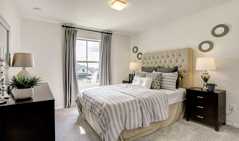 Bedroom-in-Hoover II-at-Lakes of Bella Terra West - 45' Homesites-in-Richmond