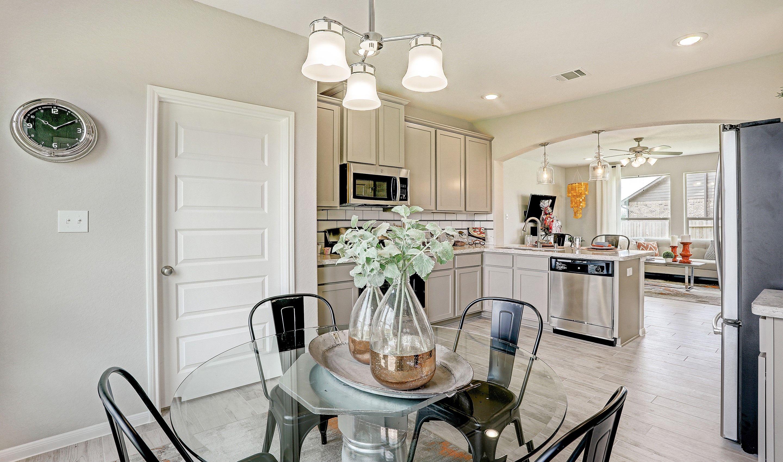 Breakfast-Room-in-Hoover II-at-Lakes of Bella Terra West - 45' Homesites-in-Richmond