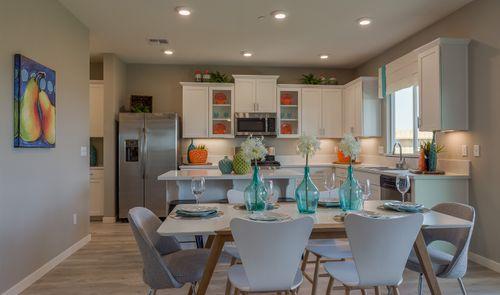 Kitchen-in-Primrose-at-Aspire at Sierra Vista-in-Merced