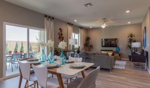 Greatroom-and-Dining-in-Primrose-at-Aspire at Sierra Vista-in-Merced