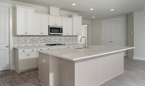 Kitchen-in-Lille Loft - Bay Series-at-K. Hovnanian's® Four Seasons at Kent Island-in-Chester
