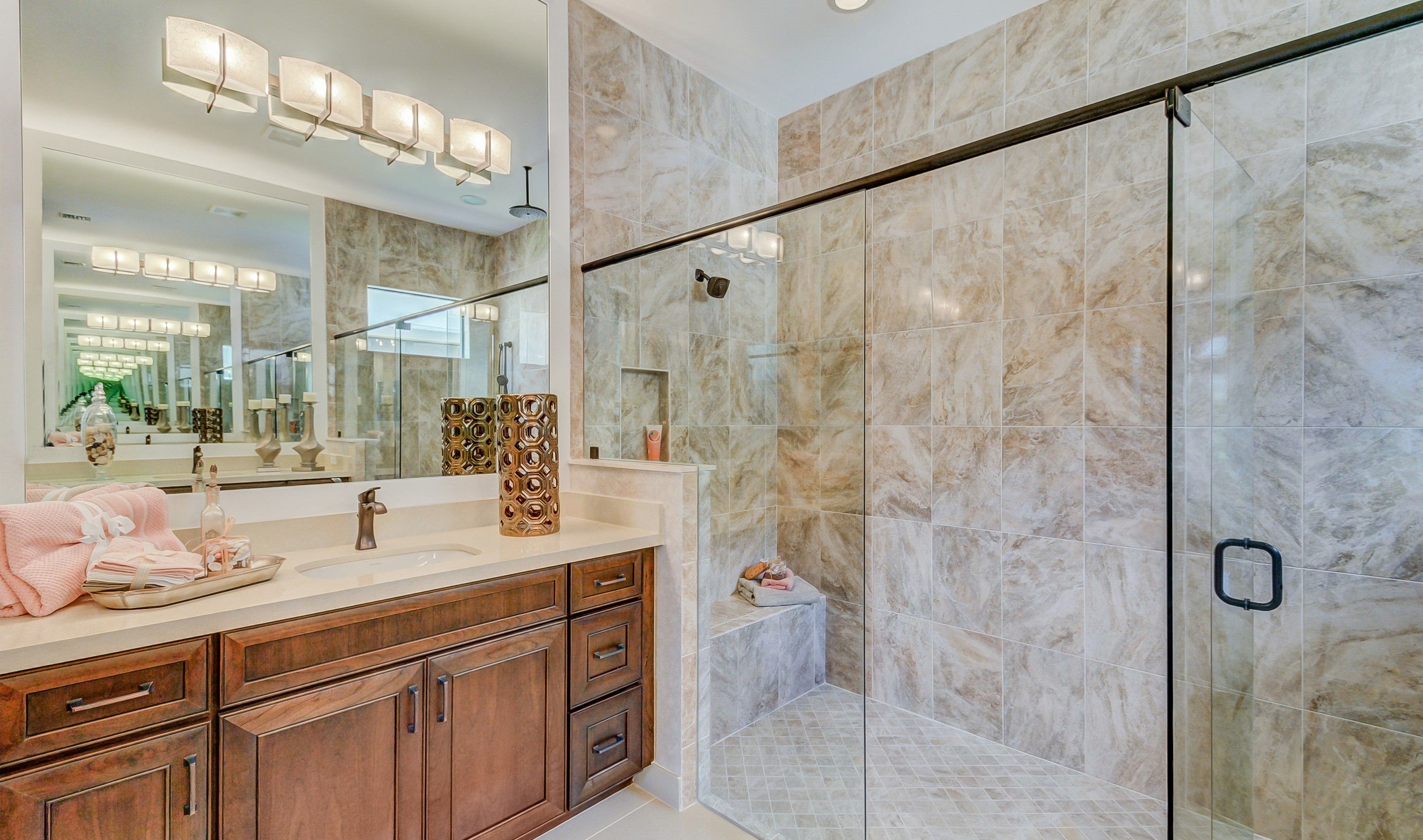 Bathroom featured in the Vera By K. Hovnanian's® Four Seasons in Broward County-Ft. Lauderdale, FL
