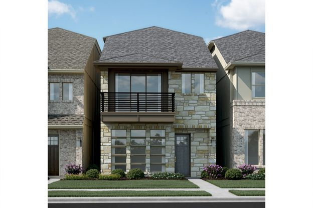 Exterior:Majestic II - T - Optional stone