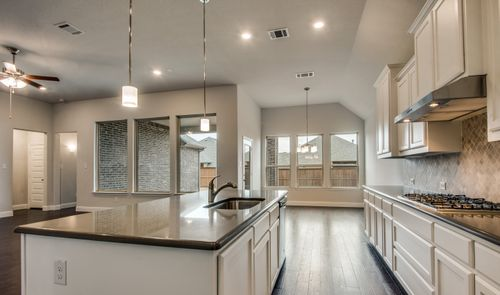 Kitchen-in-Clarendon II-at-Light Farms Cypress-in-Celina